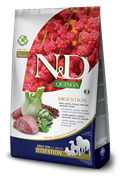 """Farmina - Беззерновой корм """"Поддержание пищеварения"""" для взрослых собак (с киноа и ягненком) N&D Quinoa digestion lamb adult"""