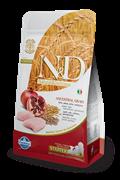 Farmina - Низкозерновой корм для новорожденных щенков (курица с гранатом) N&D Low Grain Puppy Starter
